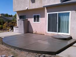 Deck With Patio by Replace Wood Deck With Concrete Patio Khabars Net