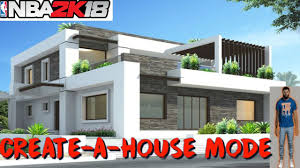 nba 2k18 create a crib mode no more mycourt create your own