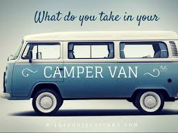 Small Campervan Awnings What Do You Take In Your Camper Van U2013 Wild About Scotland