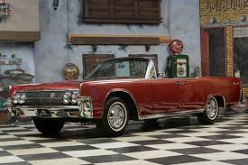 collectorscarworld com 1968 lincoln continental lehmann peterson
