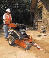 home depot sprinkler design tool a 36 trencher is useful when installing pipe lines or irrigation