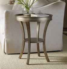 end tables designs mirrored console accent round mirrored end