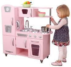 kidkraft cuisine vintage 53179 cocinita kidkraft juguete cocina para niñas rosa
