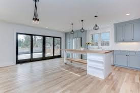 one wall kitchen designs with an island beauty functionality one