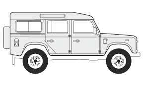 land rover wooden how to draw a land rover defender 110 как нарисовать land rover