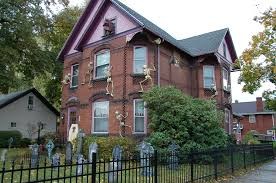 Decorating The House For Halloween 2014 Halloween Skeleton Invasion U2013 Vivacious Victorian