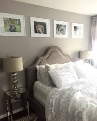 rustic glam farmhouse gray bedroom blush and batting blog