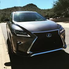 car lexus 350 soccer mom hits the road in a lexus rx 350 f sport