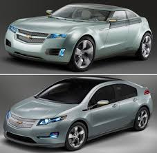 chevrolet volt chevrolet volt hybrid from concept to production