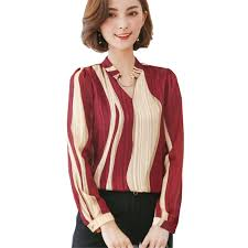 shirts and blouses office work wear shirt blouses black v neck