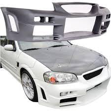 nissan maxima auto body parts evo front bumper body kit 1 pc for nissan maxima 00 03 duraflex ebay