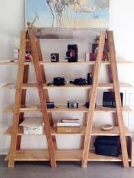 ladder shelf woodworking plan for the home pinterest
