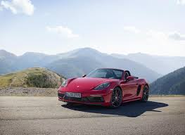 Porsche Boxster 918 - porsche reveals gts versions of 718 boxster and cayman for 2018