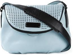 light blue crossbody purse marc by marc jacobs new q perf natasha crossbody bag where to buy