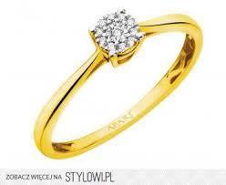 apart pierscionki zareczynowe apart diamenty brylanty pierścionki zaręczynowe p na stylowi pl
