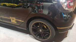 renault 26 26 renault sandero rs salão do automóvel 2016 youtube