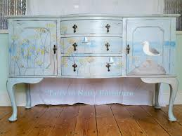 25 Unique Painted Tv Trays by 55 Best Painted Sideboards Decoupage Shabby Chic Distressed