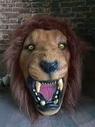 Cheap Halloween Props Online Get Cheap Realistic Lion Mask Aliexpress Com Alibaba Group