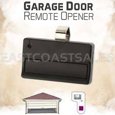 Sear Garage Door Opener Remote by Craftsman Garage Door Opener Remote 315mhz 18190 139 18190 Ebay