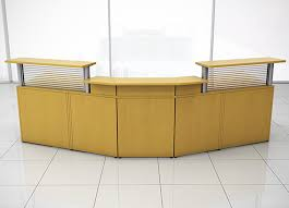 Curved Reception Desk Curved Reception Desk Custom Reception Desk Furniture