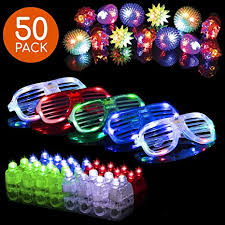 light rings images Led glow party favors for kids 50pc light up glow in jpg