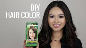 light chestnut brown naturtint diy hair coloring naturtint review vegan cruelty free teri