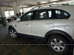 chevrolet captiva 2014 used chevrolet captiva lt in gurgaon 2011 model india at best