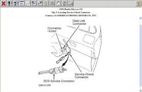 tcs light honda odyssey 2003 1996 honda odyssey finding the diagnostic plug i need to find out