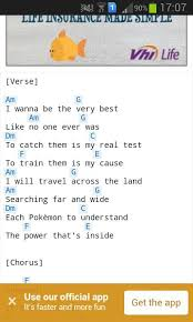 theme song quiz app chords for pokemon theme song guitar amino