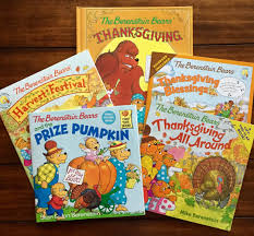 thanksgiving cartoon specials thanksgiving with the berenstain bears u2013 berenstain bears