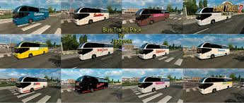 skin pack new year 2017 for iveco hiway and volvo 2012 2013 bus traffic pack v2 6 by jazzycat download ets 2 mods truck