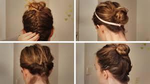 Sch E Frisuren Zum Selber Machen Bilder by Schnelle Hochsteckfrisuren Zum Selber Machen Mode Frisuren
