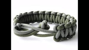 bracelet knots youtube images How to make a mad max style quick unravel paracord survival jpg