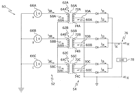 patent us6320773 transformerrectifier for aircraft ground power