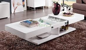 White Coffee Tables by Ed Tables Here Lt Living Room Contemporary Modern Center Table