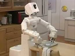 home cleaning robots japanese robot maid youtube