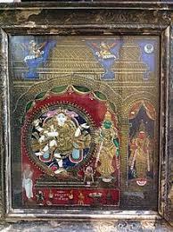 thanjavur painting wikipedia