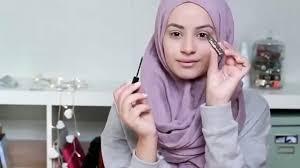 tutorial makeup natural hijab pesta tutorial make up simple make up natural muslim hijab video dailymotion