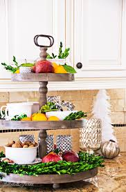 christmas kitchen ideas my christmas kitchen 2015 tidbits u0026twine