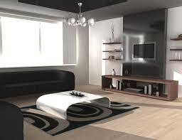 Modern Living Room Ideas 2012 Modern Living Room Ideas With Black Leather Sofa Modern Living