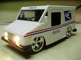 postal vehicles ray u0027s custom diecast grumman usps llv long life vehicle model w