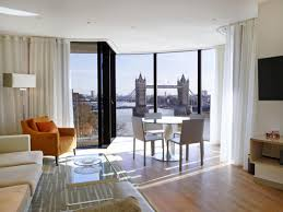 luxury 5 star london apartment deluxe two bedroom river view