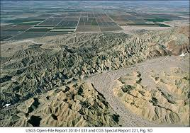Fault Lines United States Map by San Andreas Fault Facts