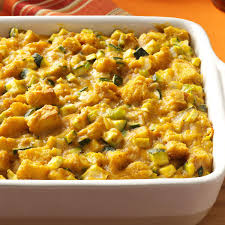 dressing recipe for thanksgiving zucchini stuffing recipe taste of home
