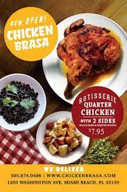 chicken brasa now open in south chicken brasa