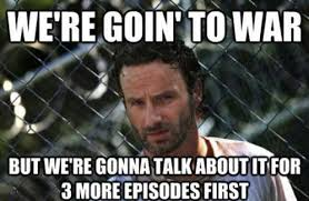 Walking Dead Season 3 Memes - the 21 funniest the walking dead memes ever gallery