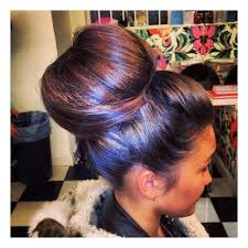 pics of black pretty big hair buns with added hair 361 best buns images on pinterest black girls hairstyles
