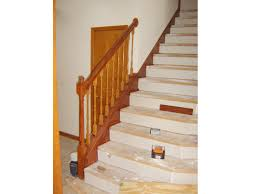 stair casual picture of interior stair decoration using white