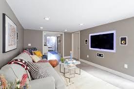 basement paint ideas living room