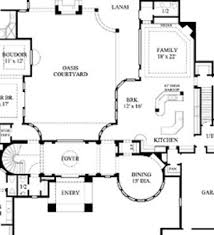 Spanish Style Floor Plans by Spanish Style House Plans Spanish Style Home Plans With Courtyards